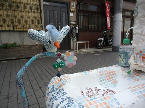 覚王山動物園キリン